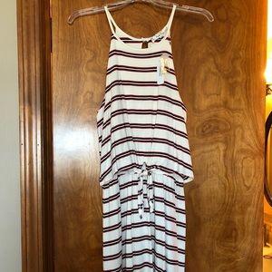 NWT. Summer cotton dress.  SZ S